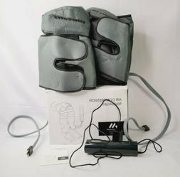 Magic Makers Air Compression Massager Foot & Legs With Heat