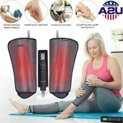 Knee Joint Pain Relief Massager Arthritis Physiotherapy Heat